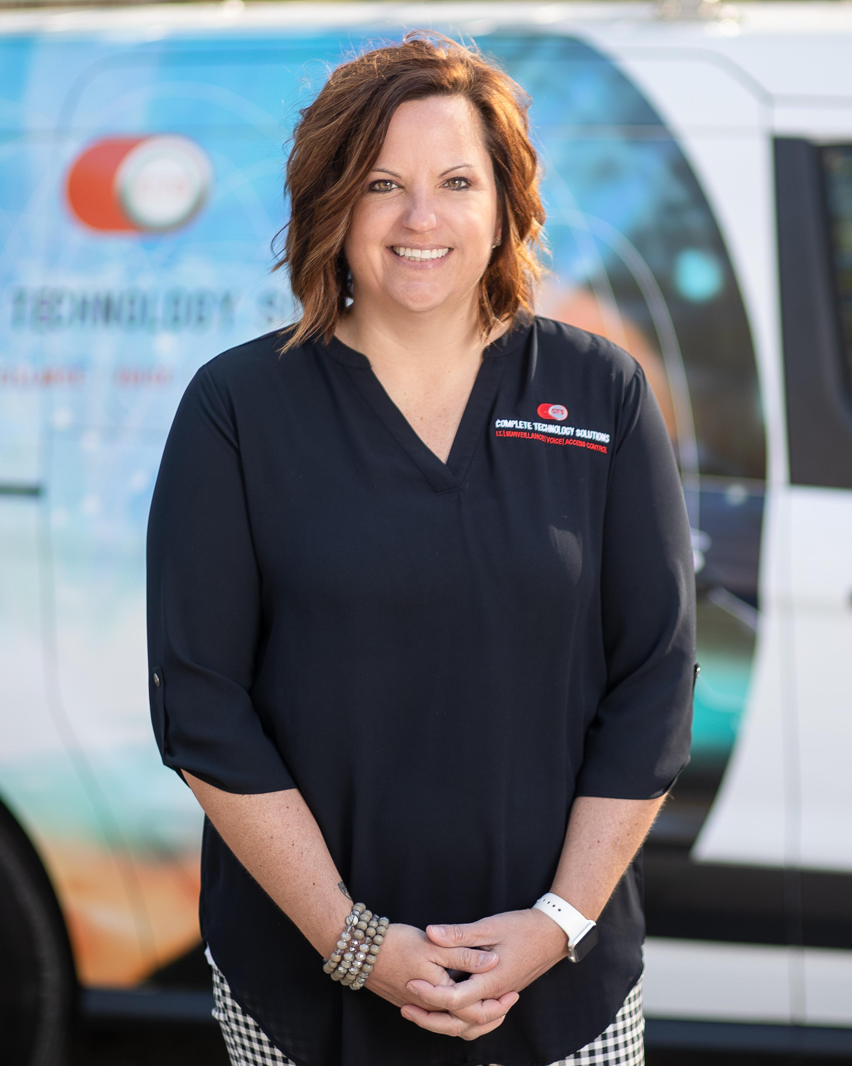 Kelly Ethington, CTS President